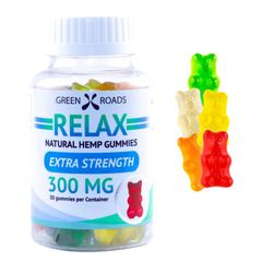 Green Roads Gummies 300mg