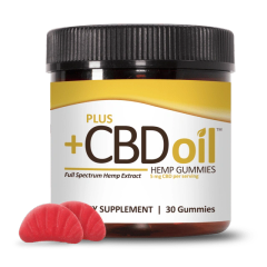Plus CBD Oil™ Gummies