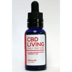 CBD Living Tincture 1000 Mg