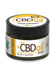 PlusCBD Oil Balm Extra Strength 100mg