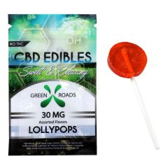 Green Roads Lollipop 30mg