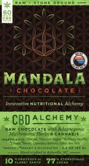 Mandala's CBD Alchemy™ Chocolate Bar