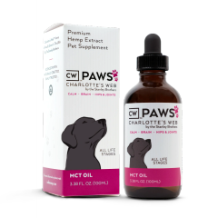 Charlotte's Web – PAWS 30ml Pure Hemp Extract Oil in MCT Oil 750mg (In store only)