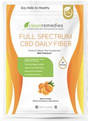 Full Spectrum CBD Daily Fiber - 900mg