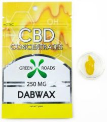 Green Roads Dabwax 250mg