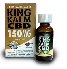 King Kalm CBD Oil 150mg