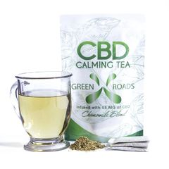 Green Roads CBD Calming Tea