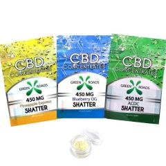 Green Roads CBD Shatter 450mg