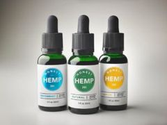 H. Hemp CBD Oil – MCT Tincture 500mg