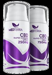 Wellness CBD Topical Rapid Cooling Cream