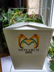 Monarch Sample To Go Box
