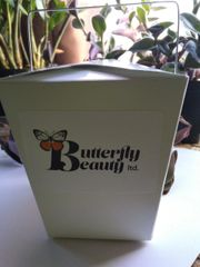 Butterfly Beauty Samples To Go Box