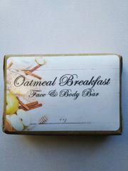 Oatmeal Breakfast Body Bar