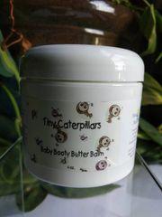 Tiny Caterpillars Baby Booty Butter Balm