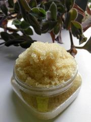 Amber Honey Sugar Scrub