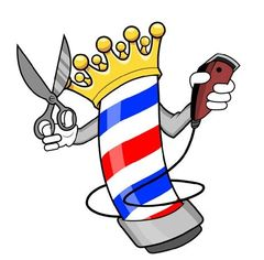 Barbershop pot