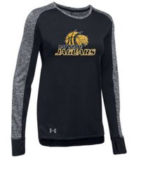 Bay State Jaguars Womens UA Favorite Long Sleeve Tee