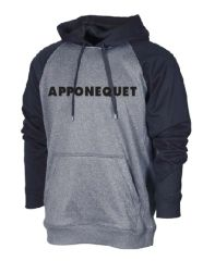 Apponequet Fleece Performance Tech Raglan Hood