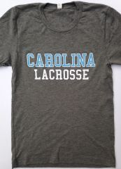 Carolina Lacrosse Super Soft T-shirt