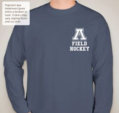 Apponequet '16 Field Hockey Long Sleeve