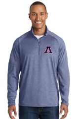 Apponequet Men's Tech 1/4 Zip Pullover