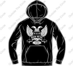 Red Seal MMA Hoodie