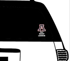 Apponequet Athletic Sticker Pack