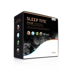MALOUF SLEEP TITE ENCASE WITH TENCEL OMNIPHASE MATTRESS PROTECTOR
