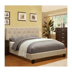 LEEROY PLATFORM BED