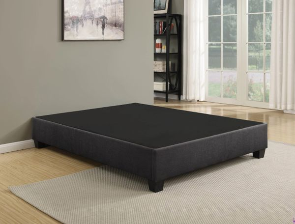Primo Ez Base Platform Bed Frame In A Box Mattress World