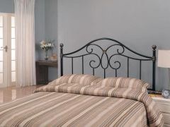 BRONZE FINISH QUEEN/FULL HEADBOARD