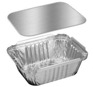 HFA - [2059L-1000] - Board Lid for Oblong Container - 1000/CS