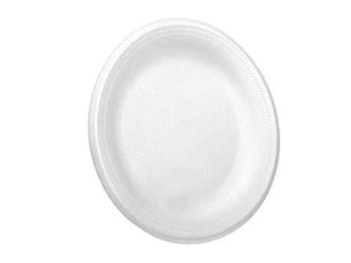 """Foam Plate - 9"""" - DYNETTE - 500/CS"""