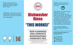 En Kay Dishwasher Rinse 4L - 4/CS