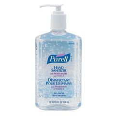 Purell Hand Sanitizer - 12oz - 354ml - 12/cs