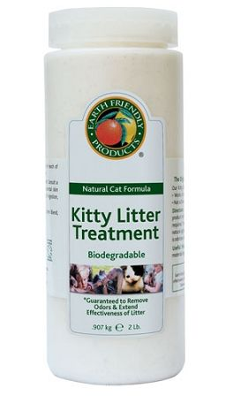 Pet ECOS Natural Kitty Litter Treatment