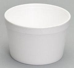 Genpak - [16C] - 16oz Foam Food Container - 500/CS