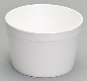 Genpak - [16C] - 16oz Foam Food Container - 500/CS