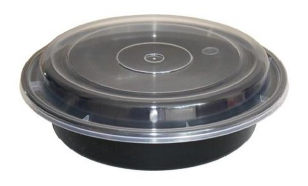 "Microwavable Container - 7"" Round - [Lung Sang]"