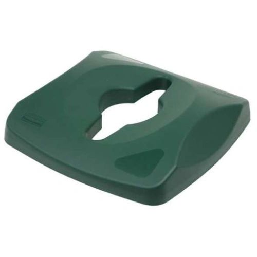 Rubbermaid - 1788375 - Untouchable Single Stream Recycling Top 23G