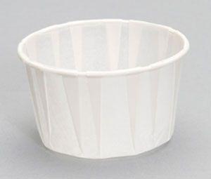 Harvest Paper Portion Cup - 3.25OZ - 5000/CS