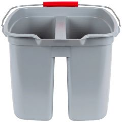 Rubbermaid - 262888 - Double Pail - 19Qt