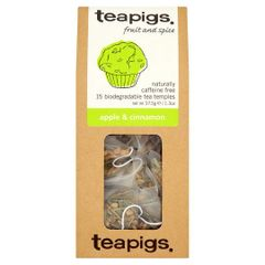 Teapigs Tea - Retail Pack - Apple & Cinnamon Tea - 15/Pack