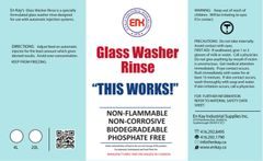 En Kay Glasswasher Rinse 4L - 4/CS