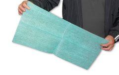 Food Service Towel - Green - [CH6270] - Chix - 150/CS