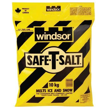 Safe-T-Salt - 10kg - Windsor Salt