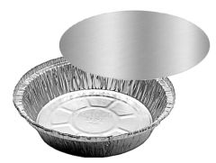 """WP - [527L] - Board Lid for 7"""" Round Container - 500/CS"""