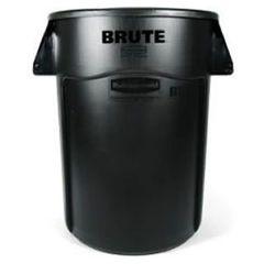 Rubbermaid - 1779739 - BRUTE 55 Gallon Black Trash Can