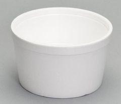 Genpak - [8C] - 8oz Foam Food Container - 500/CS