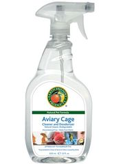 Pet ECOS Natural Aviary Cage Cleaner & Deodorizer